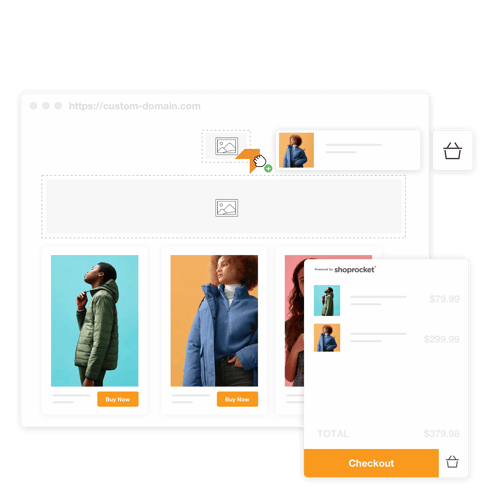 Hosted ecommerce software