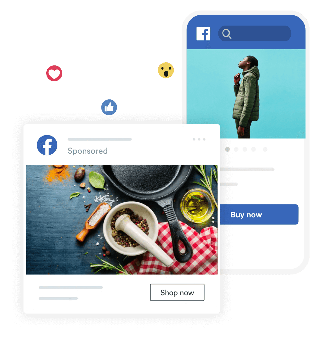 Sell products on Facebook