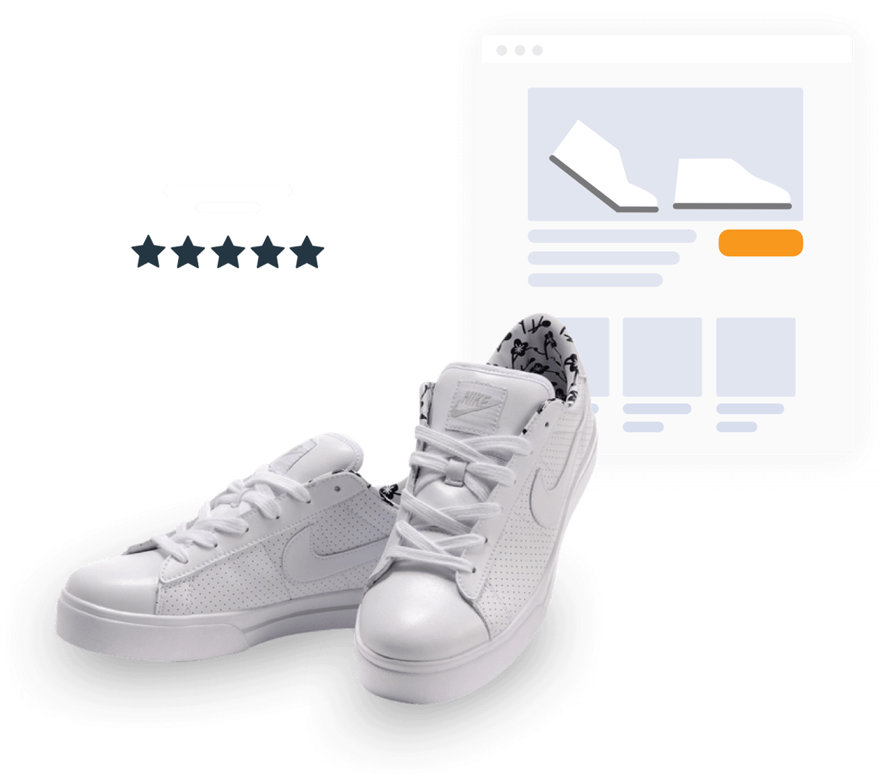 Sell physical goods online